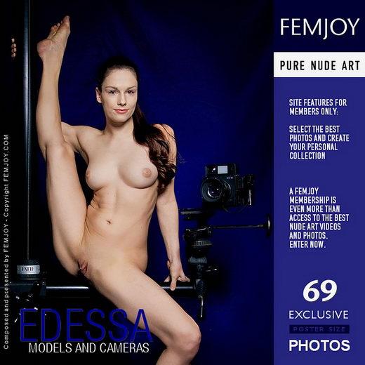 Edessa - `Models And Cameras` - by Pedro Saudek for FEMJOY