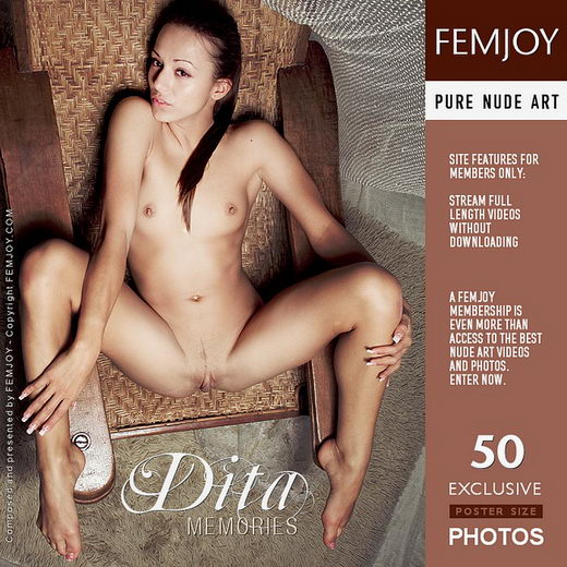 Dita - `Memories` - by Pedro Saudek for FEMJOY
