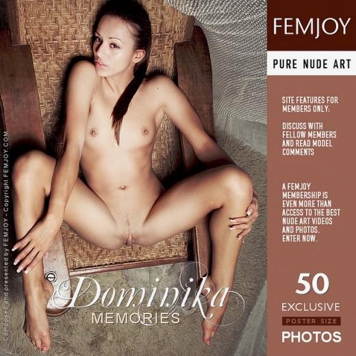 Dominika in Memories gallery from FEMJOY by Pedro Saudek