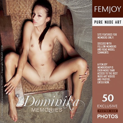 Dominika - `Memories` - by Pedro Saudek for FEMJOY