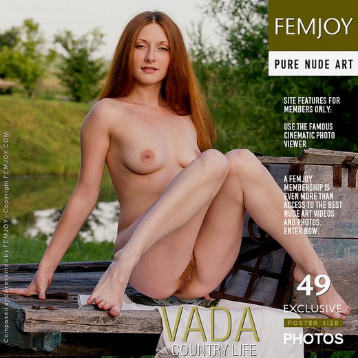 Vada - `Country Life` - for FEMJOY