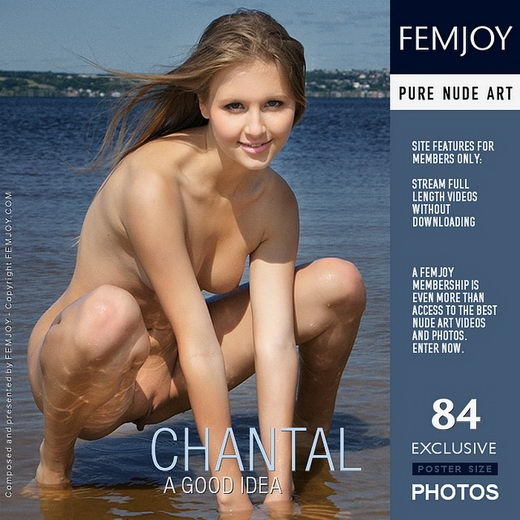 Chantal - `A Good Idea` - by Pasha Lisov for FEMJOY