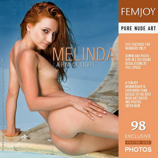 Melinda - `A Ray Of Light` - by Eric C for FEMJOY