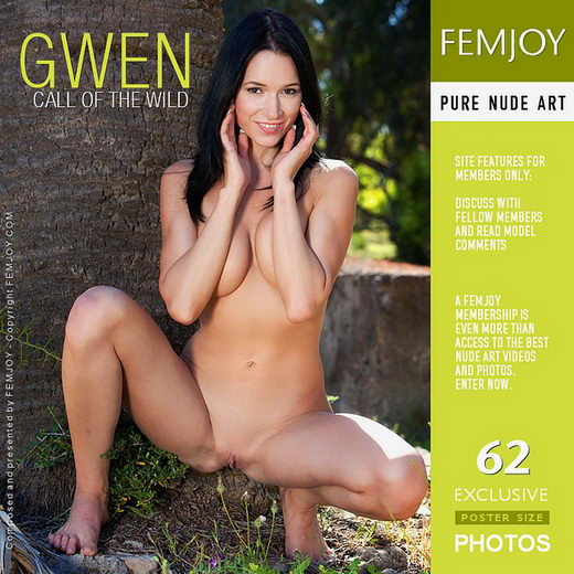 Gwen - `Call Of The Wild` - by Lorenzo Renzi for FEMJOY