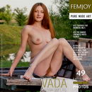 Vada in Country Life gallery from FEMJOY