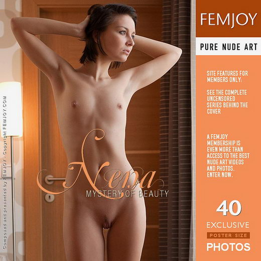 Nena - `Mystery of Beauty` - by Stefan Soell for FEMJOY