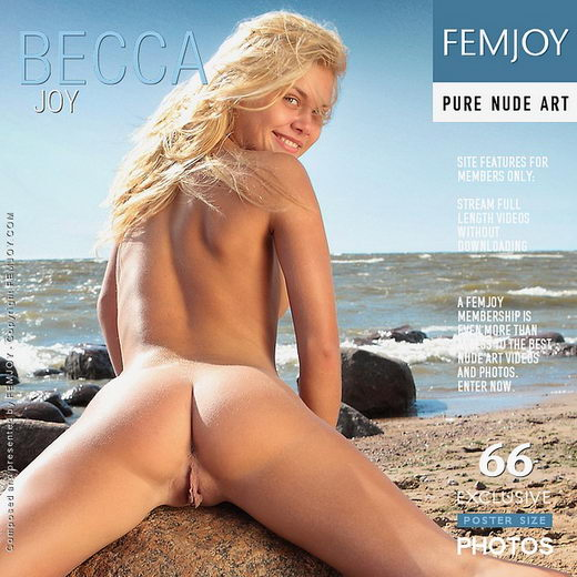 Becca - `Joy` - by Platonoff for FEMJOY