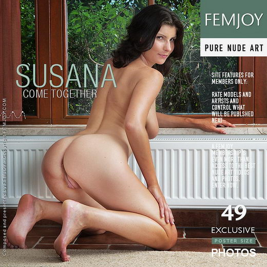 Susana - `Come Together` - by Zorlen for FEMJOY