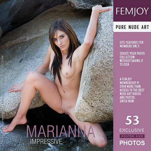 Marianna - `Impressive` - by River Walker for FEMJOY