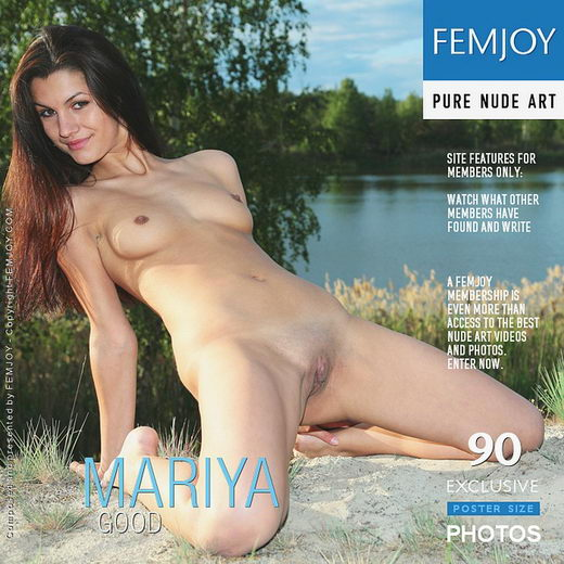 Mariya - `Good` - by Marco Argutos for FEMJOY