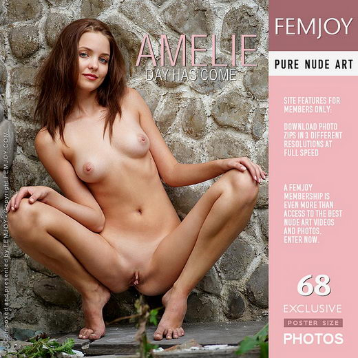 Amelie - `Day Has Come` - by Jan Svend for FEMJOY