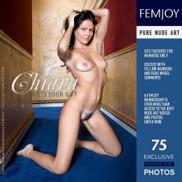 Chiara  from FEMJOY