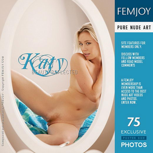 Katy - `Beauty Reflected` - by Iain for FEMJOY