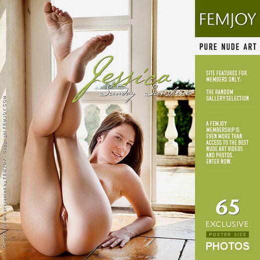 Jessica - `Sunday Sunshine` - by Zorlen for FEMJOY