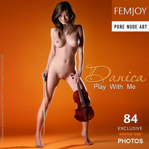 Danica - `Play With Me` - by Platonoff for FEMJOY
