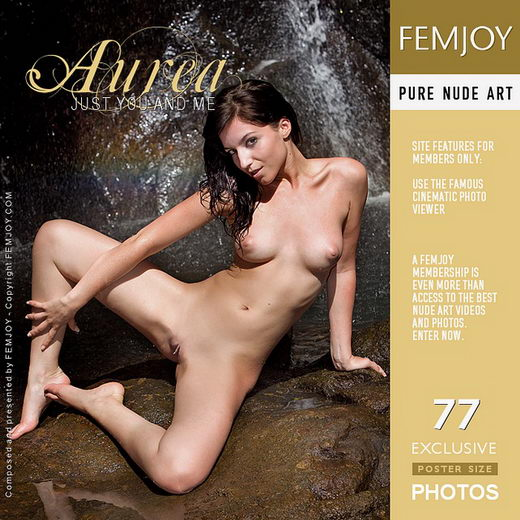 Aurea - `Just You And Me` - by Eric C for FEMJOY