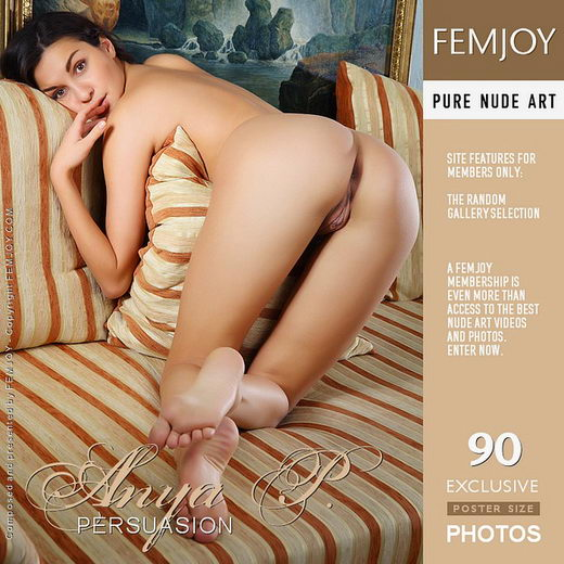 Anya P - `Persuasion` - by Vaillo for FEMJOY