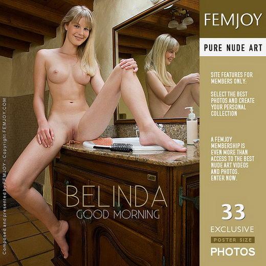 Belinda - `Good Morning` - by Stefan Soell for FEMJOY