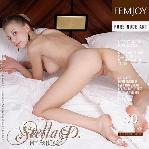 Stella D - `My Fantasy` - by Helly Orbon for FEMJOY