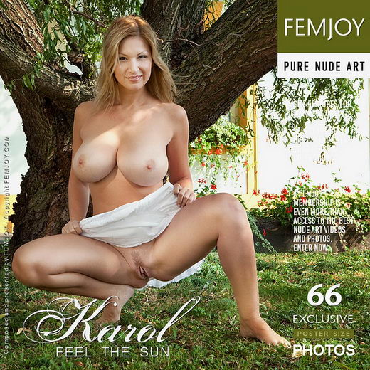 Karol - `Feel The Sun` - by Zorlen for FEMJOY