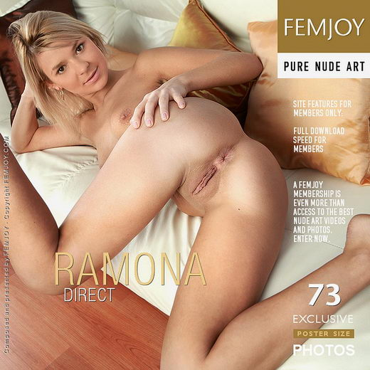 Ramona - `Direct` - by Helen Bajenova for FEMJOY