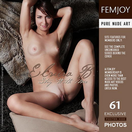 Elvira B - `Stay With Me` - by Palmer for FEMJOY