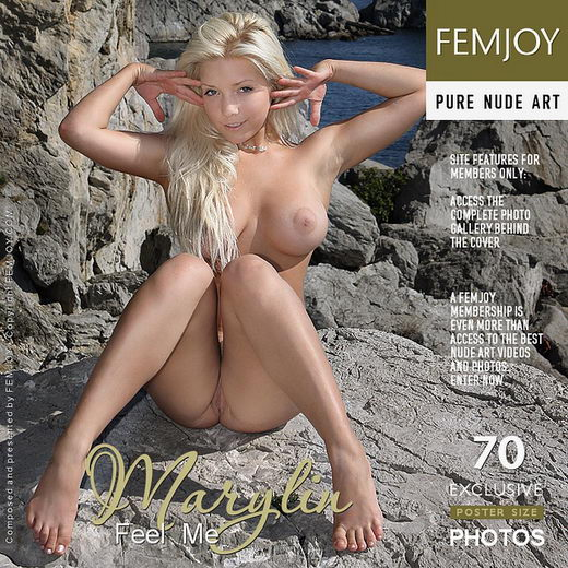 Marylin - `Feel Me` - by Valery Anzilov for FEMJOY