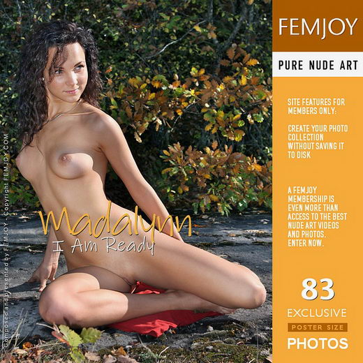 Madalynn - `I Am Ready` - by Valery Anzilov for FEMJOY