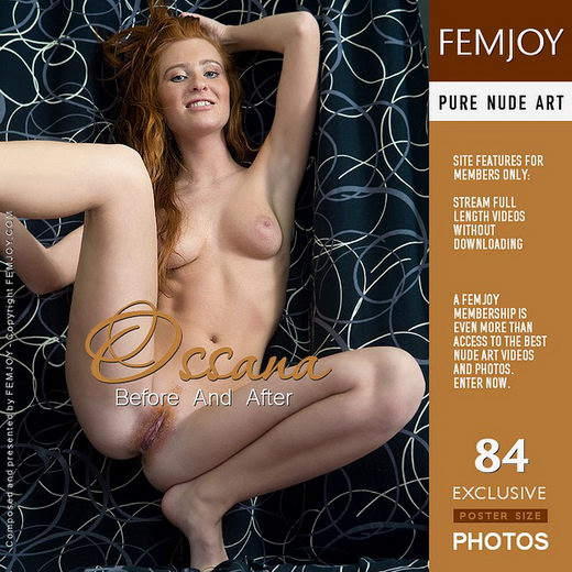 Ossana - `Before And After` - by Petroff for FEMJOY