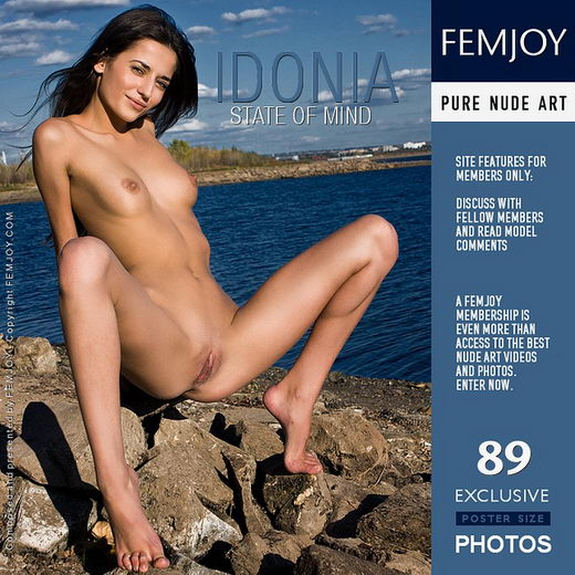 Idonia - `State of Mind` - by Pasha Lisov for FEMJOY
