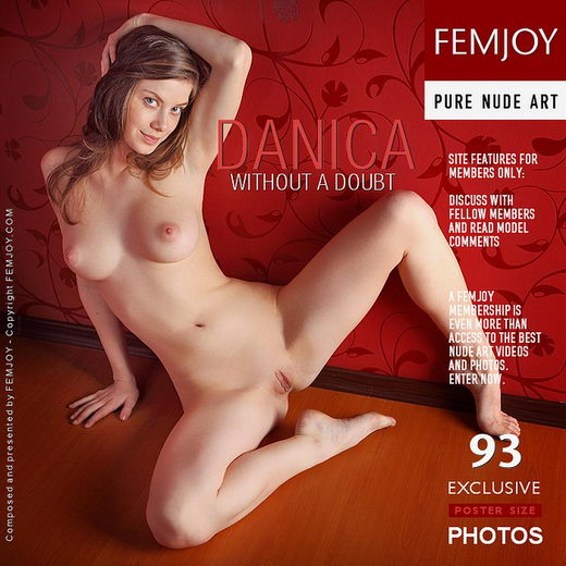 Danica - `Without A Doubt` - by Platonoff for FEMJOY