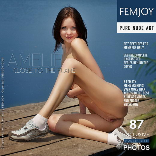 Amelie - `Close to the Flame` - by Jan Svend for FEMJOY