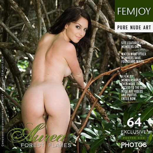 Aurea - `Forest Flames` - by Eric C for FEMJOY