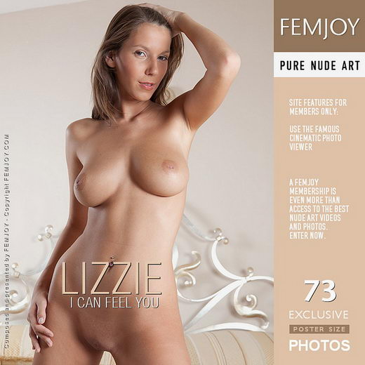 Lizzie - `I Can Feel You` - by Zorlen for FEMJOY