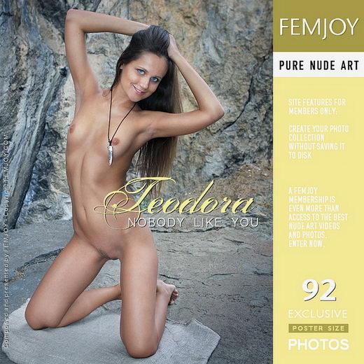 Teodora - `Nobody Like You` - by Valery Anzilov for FEMJOY