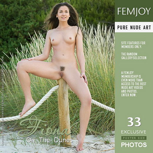 Fiona - `On The Dunes` - by Stefan Soell for FEMJOY