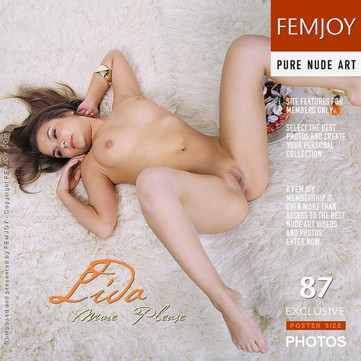 Lida - `More Please` - by Helly Orbon for FEMJOY