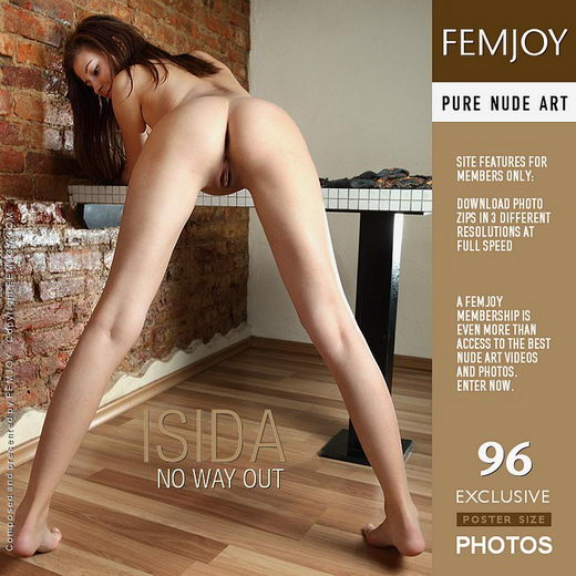 Isida - `No Way Out` - by Platonoff for FEMJOY