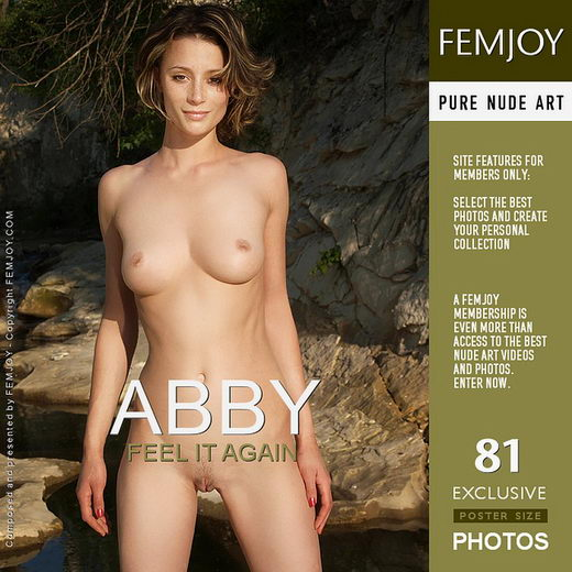 Abby - `Feel It Again` - by Santiago Aztek for FEMJOY