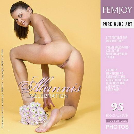 Alannis - `Celebration` - by Marian Silva for FEMJOY
