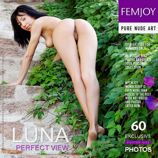 Luna - `Perfect View` - by Tom Rodgers for FEMJOY