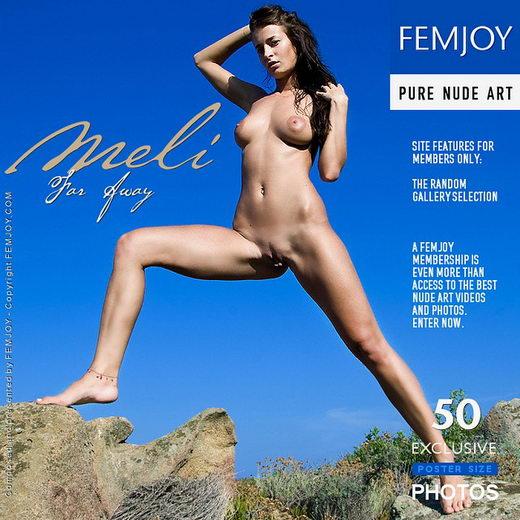 Meli - `Far Away` - by Pedro Saudek for FEMJOY