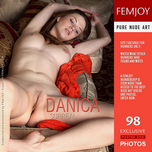 Danica - `Surreal` - by Platonoff for FEMJOY