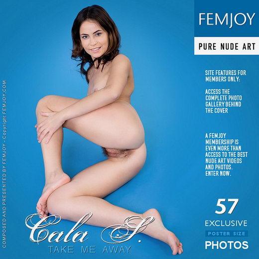 Cala S - `Take Me Away` - by FEMJOY Exclusive for FEMJOY