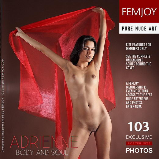 Adrienne - `Body and Soul` - by Platonoff for FEMJOY