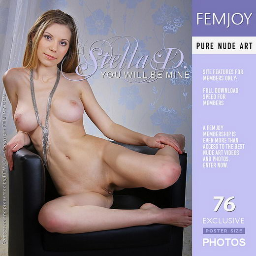 Stella D - `You Will Be Mine` - by Helly Orbon for FEMJOY