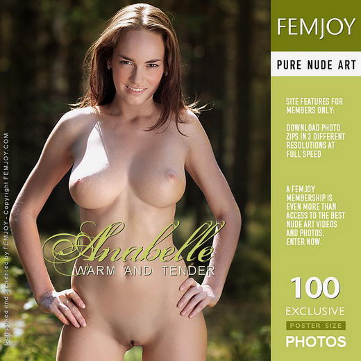 Anabelle - `Warm And Tender` - by Platonoff for FEMJOY