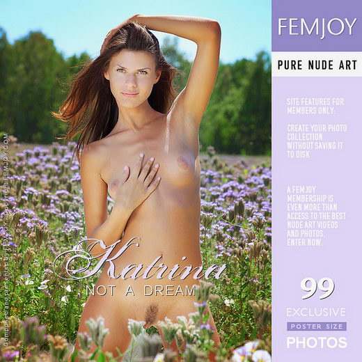 Katrina - `Not A Dream` - by Helly Orbon for FEMJOY