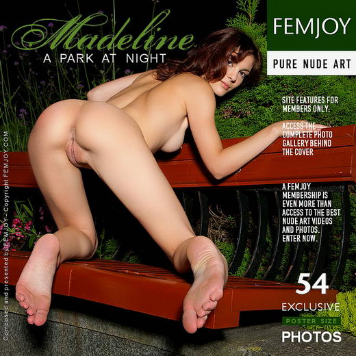 Madeline - `A Park At Night` - by Tatyana Koen for FEMJOY