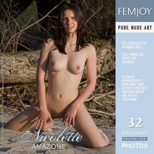 Nicolette - `Amazone` - by Stefan Soell for FEMJOY